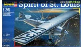 Літак Spirit of St. Louis 1/48 04524