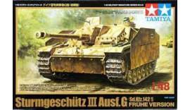 Танк Sturmgeschutz III Ausf.(Sd.Kfz.142/1) 1/48 TAMIYA 32540