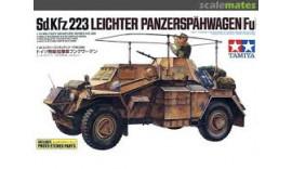 Бронемашина Sd.Kfz.223 Leichter Panzerspähwagen(Fu) 1/35 35268 TAMIYA