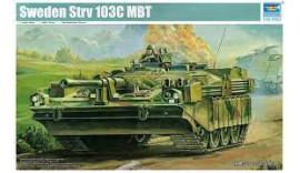 """Танк """"Sweden Stry 103C MBT"""" 1/35 00310"""