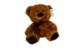 Ведмідь Алекс коричневий  плюшева іграшка - 33 см